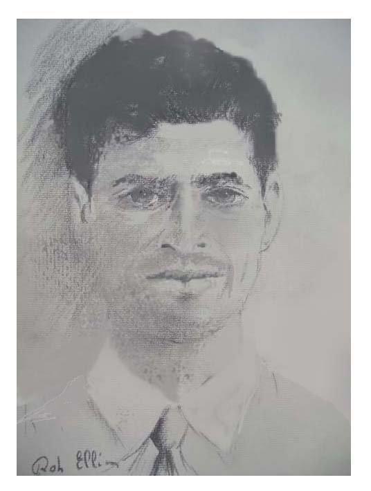 portrait de Hozchi-Rochoi