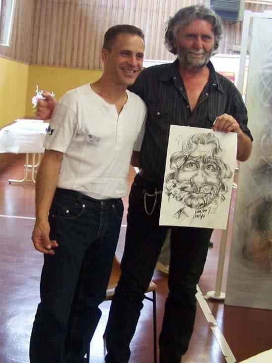Corado et Rob