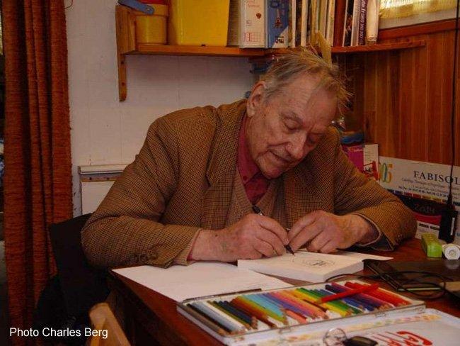 Philippe Foré affichiste du siècle dernier à Mably