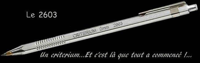 criterium- 2mm le-2603