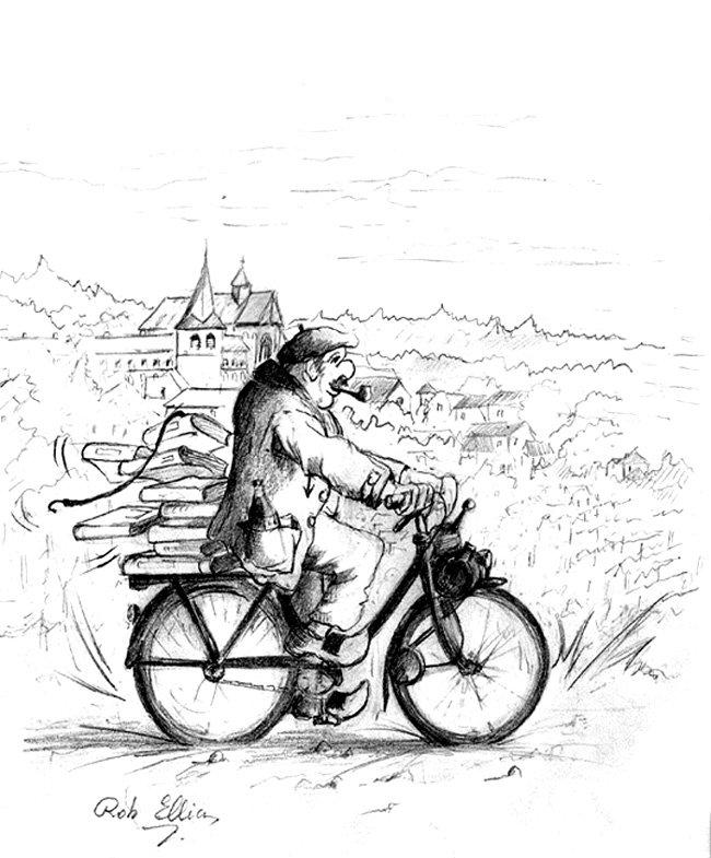 le Toine marche-du-livre-ambierle