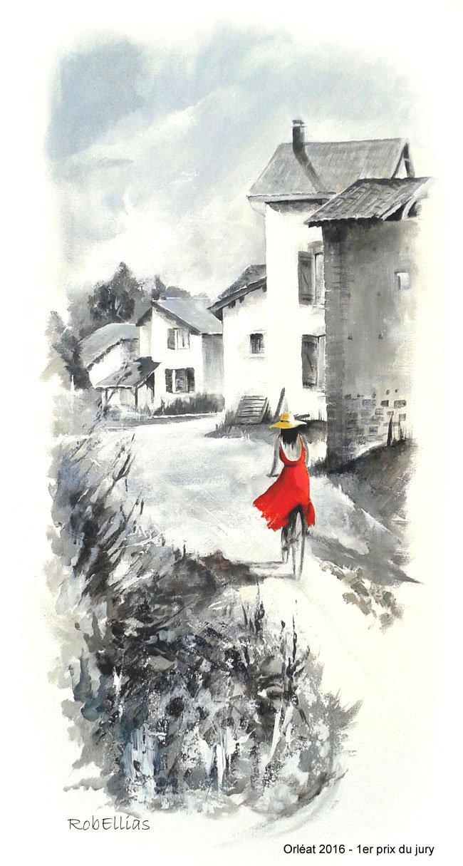 La demoiselle de Remondias Orléat 2016