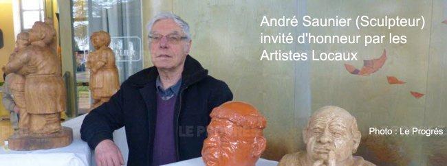 les-artistes-locaux-exposent-a-l-espace-de-la-tour André Saunier