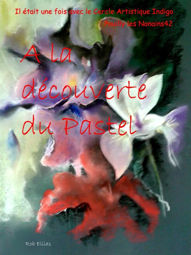 stage pastel  2017 cercle artitique Indigo