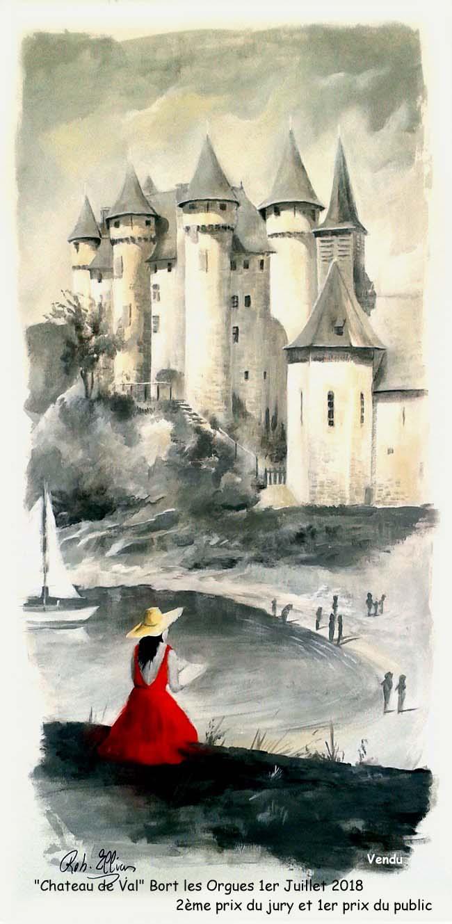 2eme-prix-du-jury-et-1er-prix-du-public Chateau de val