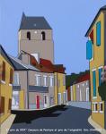 2° prix du XXX° Concours de Peinture et prix de l'originalité  Eric CHAPEAU