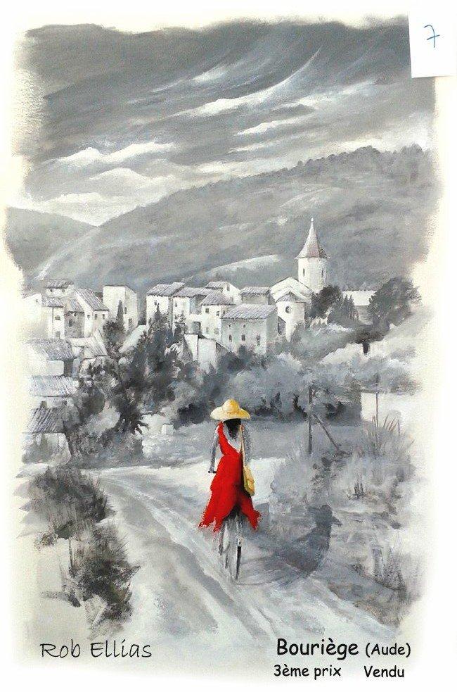 Bouriege Aude 3ème prix