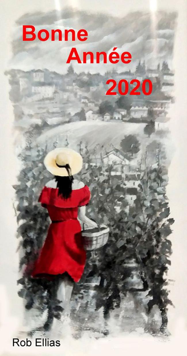 Meilleurs vœux à toutes et tous pour 2020
